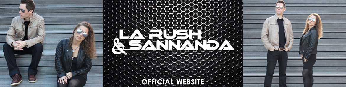 LA Rush and Sannanda header image